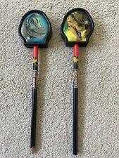 2 Vintage Jurassic Park Novelty Pencils 1992