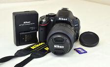 Nikon D5100 16.2 MP Digital DSLR Camera Kit w/AF-S 18-55mm 3.5-5.6G VR Lens