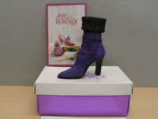 Just the Right Shoe sculpture 1999 Purple Dream / Raine originals 25037