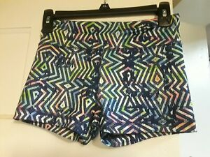 NEW LIVE LOVE DREAM Aeropostale Womens Running Athletic Workout Shorts SIZE S