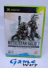 Metal Gear Solid 2 Substance XBOX (XB) - ITA - NUOVO - NEW - SEALED - PAL