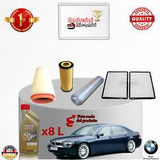 KIT TAGLIANDO 4 FILTRI BMW X1 1.8d 18 d dX E84 143cv 105kw N47D20C dal 2009