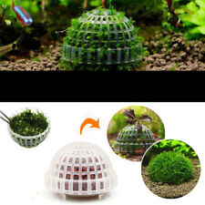 Aquarium Fish Tank Moss Ball Filter Filtration Decor for Live Plant Decor K299