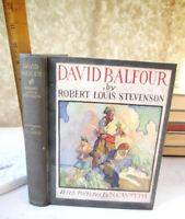 DAVID BALFOUR,1937,Robert Louis Stevenson,Illustrated