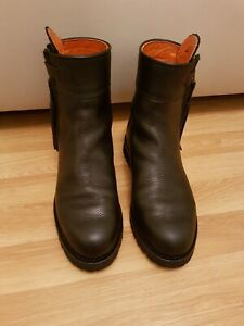 Penelope Chilvers Tassel Ankle Boots, size 39 (6)