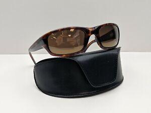 Italy! Maui Jim Stingray MJ103-10 Polarized Men's Sunglasses 55/22 129 /TK541