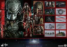 Hot Toys AVP-R Requiem Wolf Predator Heavy Weaponry 1/6 903149 MMS443 Alien vs