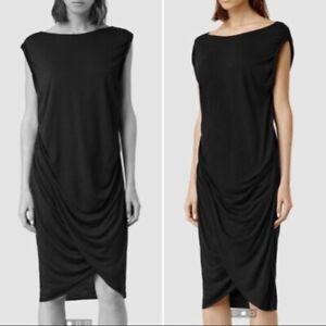 All Saints Wrap Dress