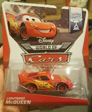 Disney Pixar Cars WORLD OF CARS Piston Cup Series LIGHTNING McQUEEN 1/16