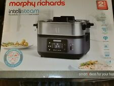 More details for morphy richards intellisteam electric steamer – 470006