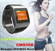 Healthy Wirst Band ECG SPO29option) Monitor, Digital Heart Rate Monitor, CONTEC