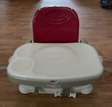 New listing Fisher-Price Portable High Chair / Booster Seat