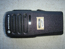 NEW GENUINE MOTOROLA PMLN7210A (PMLN6345A) DP1400 HOUSING WITH NAMEPLATE LABELS