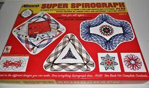 KENNER'S SUPER SPIROGRAGH 50TH ANNIV. NEW SEALED
