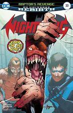 Nightwing #33 DC Rebirth NM