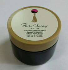 Avon Far Away Perfumed Skin Softener Body Cream 5 fl oz Full Size ~ Warm & Spicy
