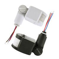 DC12V automatique infrarouge PIR détecteur de mouvement capteur LED lumière