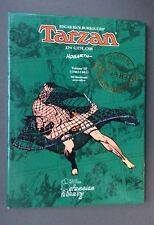 HOGARTH. Tarzan in color. Volume 10. 1940-1941. Signé / Numeroté. Ed limité.