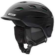 Smith Optics Vantage Casco da sci Unisex - adulto Matte Black L (59-63)