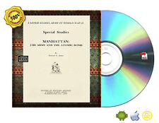 Manhattan, the Army and the atomic bomb_United States Army in World War II CDROM