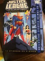 Justice League Unlimited - The Complete Second Season (DVD, 2007, 2-Disc Set)