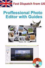 New GIMP Professional Photo Editor Image Illustration Editing Software & Guide