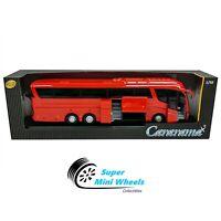 Cararama 1:50 Scania Irizar Pb Coach Bus (Red) 57702 R