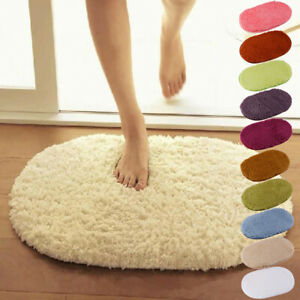 Absorbent Soft Bathroom Bedroom Floor Non-slip Mat Memory Foam Bath Shower  KB