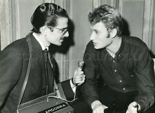 JOHNNY HALLYDAY 60s VINTAGE PHOTO ORIGINAL #29