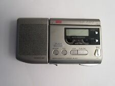 SONY M-950 MICRO CASSETTE PLAYER RECORDER NOTE TAKER SMALLEST TAPE WORKS GREAT