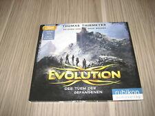 CD Thomas Thiemeyer Evolution Der Turm der Gefangenen