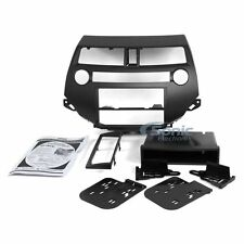 Metra 99-7874 Single/Double DIN Install Dash Kit for Select 2008-09 Honda Accord
