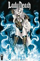 LADY DEATH SCORCHED EARTH 2  CVR B SKULL STORM ED (MR) (COFFIN COMICS) 72420