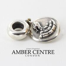 Genuine Pandora Chinese Zodiac Snake Dangle Charm - 790886  RRP£45!!