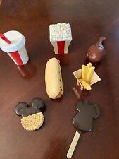 Disney Park Snack & Play Food Set Mickey Ice Cream Bar Rice Krispies Turkey