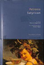 Satyricon (testo latino a fronte) - Petronio - Barbera Editore 5876
