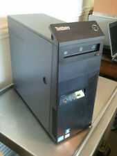 Lenovo Thinkcentre M91P Desktop i7-2600 3.40GHz 8GB  500GB HDD Win 7 Pro  DVD/RW
