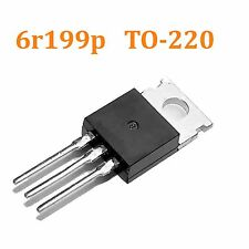 6R199P P-CHANNEL MOSFET SWITCHING TO-220 IPP60R199CP UK STOCK