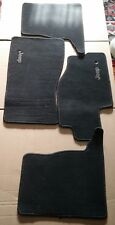 2005-2010 Jeep Grand Cherokee, Jeep Commander,Floor Mats,OEM.