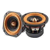 AIYIMA 1Pc 4Inch Audio Portable Full Range speaker 4/8Ohm 30W Altavoz Column DIY