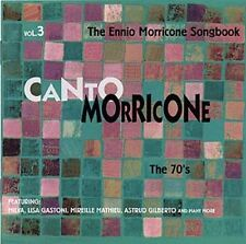 Ennio Morricone: Canto Morricone Vol. 3 (New CD)