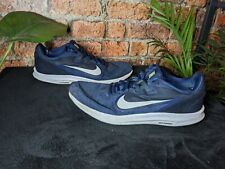 New listing Vintage Nike Downshifter Run Classic Blue White Black Men's Trainers UK Size 7