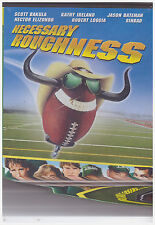 NECESSARY ROUGHNESS (DVD, 2017) NEW