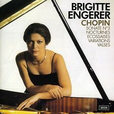Brigitte Engerer - Oeuvres Pour Piano: Chopin [New CD] France - Import