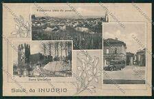 Novara Invorio Saluti da cartolina EE7640