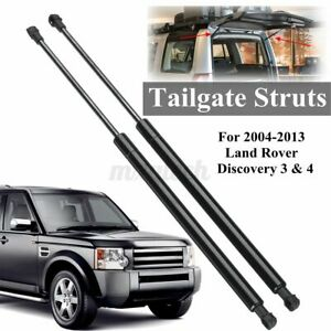 FOR LAND ROVER DISCOVERY 3 & 4 REAR UPPER TAILGATE GAS STRUTS (PAIR) - BHE780060