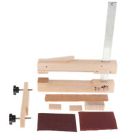 Classical Guitar Making Tools Edge Clamp Rosewood Guitar Bridge Clamp Parts