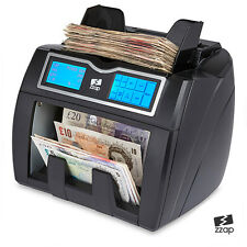 Bank Note Banknote Money Cash Currency Value Count Counter Fake Detector Machine