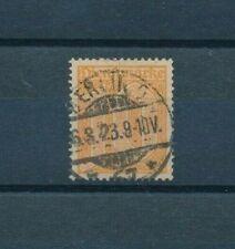 D65 / 10 Pf. Rollenmarke sauber gestempelt mit tadellosem Fotoattest Meyer BPP
