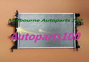 QLD Radiator For Holden Astra Zafira TS 1.8L 2.0L 10/1998-11/2004 Automatic MT